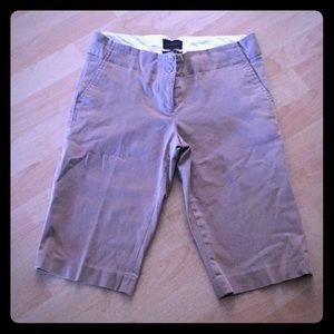 THE LIMITED Cassidy fit Bermuda shorts, EUC
